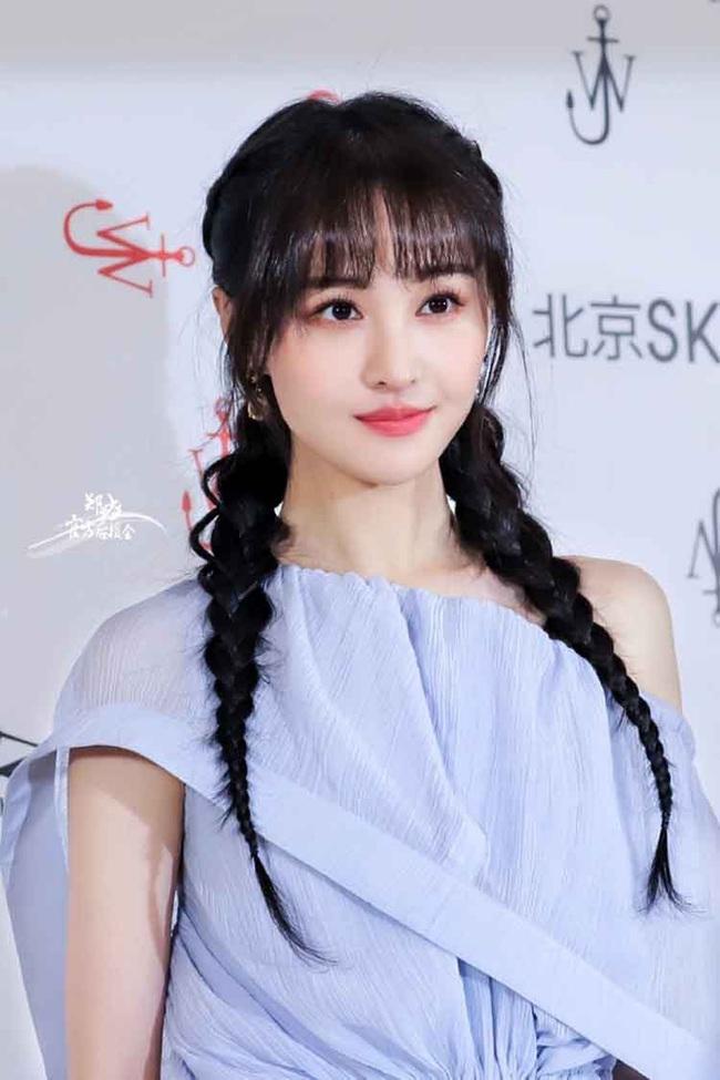Địch Lệ Nhiệt Ba khốn đốn vì giải Thị Hậu, fan Triệu Lệ Dĩnh - Dương Mịch lại rầm rộ giành chức Nữ thần Kim Ưng  - Ảnh 6.