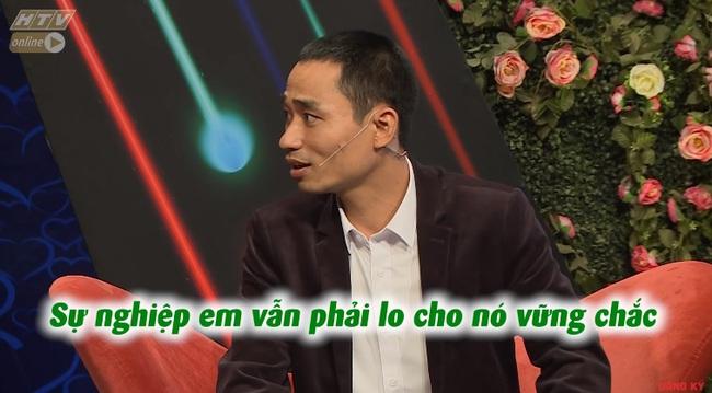 """""""Bạn muốn hẹn hò"""": Cô gái ế 32 năm, chưa muốn có bạn trai nhưng vẫn cố tham gia chương trình khiến Quyền Linh ngao ngán - Ảnh 4."""