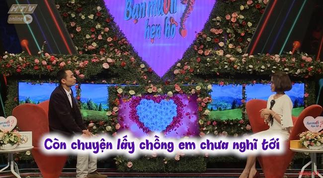 """""""Bạn muốn hẹn hò"""": Cô gái ế 32 năm, chưa muốn có bạn trai nhưng vẫn cố tham gia chương trình khiến Quyền Linh ngao ngán - Ảnh 7."""