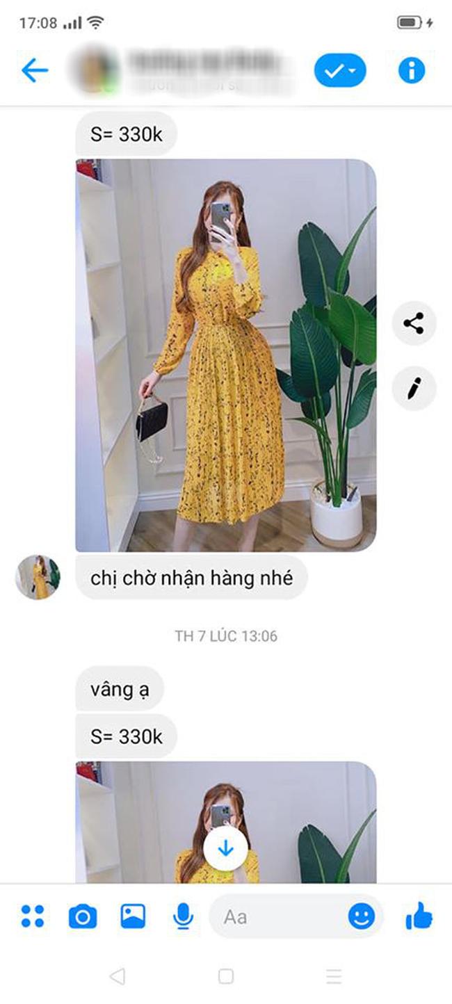"""Tưởng mua online được chiếc váy hoa giá hời, cô gái trẻ """"sốc toàn tập"""" khi nhận được gói đồ nhưng cách trả thù ngược của chủ shop còn gây bất ngờ hơn - Ảnh 5."""
