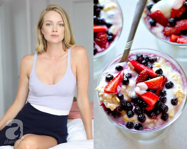 Gợi ý 10 bữa sáng healthy từ các siêu mẫu, nếu bắt chước thì khéo body của bạn sẽ sớm chuẩn chỉnh như dáng họ - Ảnh 5.