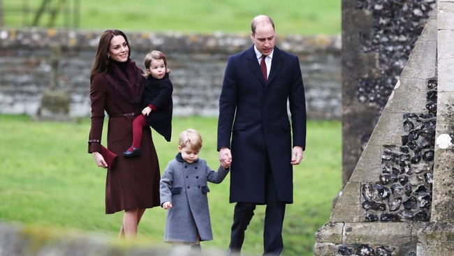 Đến chuyện diện đồ xuyệt tông với chồng mà Kate Middleton cũng tinh tế hết mực, quả không hổ danh là Công nương quốc dân - Ảnh 2.