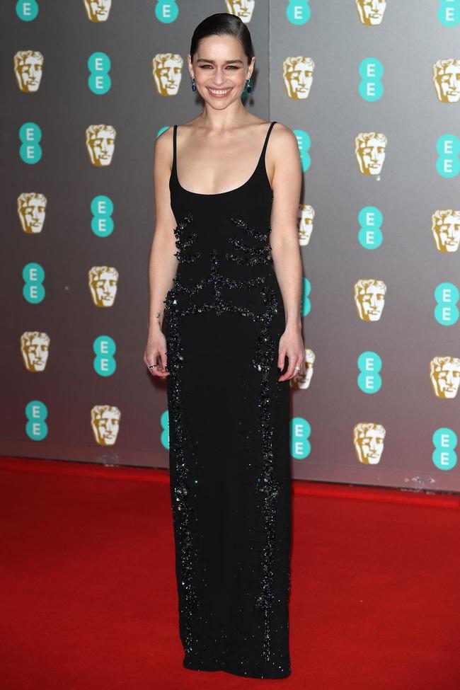"""Thảm đỏ BAFTA lần thứ 73: Vợ chồng Công nương Kate Middleton bị con gái Johnny Depp chiếm toàn bộ """"spotlight"""" vì màn hở bạo - Ảnh 7."""