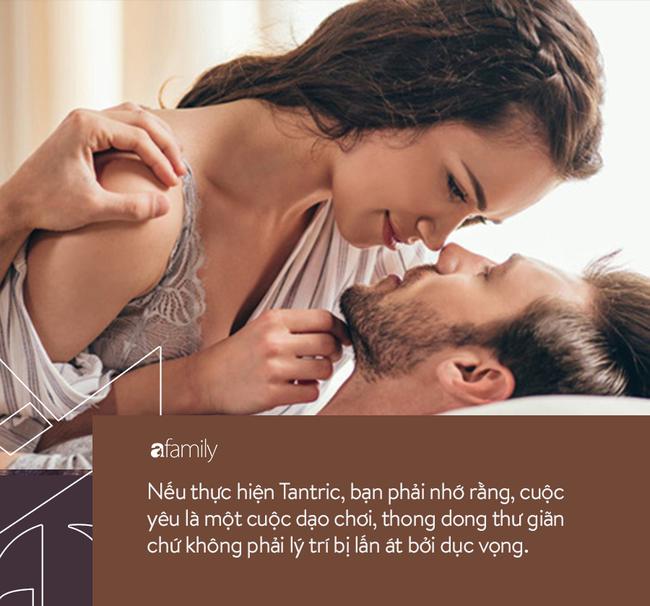 """""""Yêu"""" kiểu Tantric - Vợ thông thái là phải biết """"đào tạo"""" chồng """"nghiện"""" mọi nơi chứ không chỉ trong phòng ngủ - Ảnh 2."""