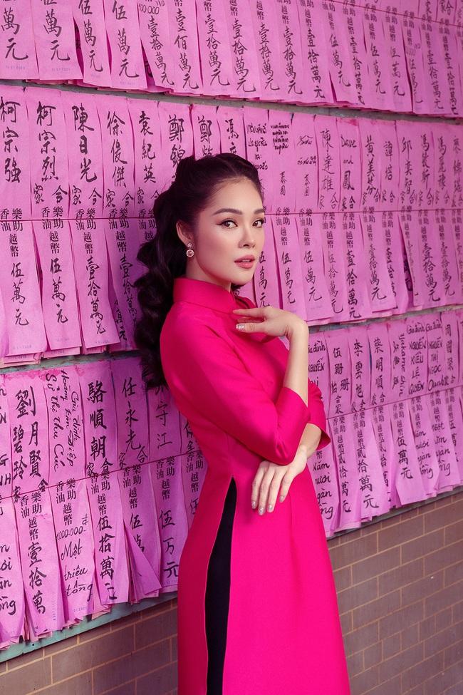Dương Cẩm Lynh tạm dừng đóng phim để chăm sóc con trai - Ảnh 4.