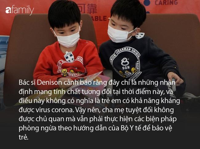 Tin vui cho các cha mẹ: Tỉ lệ trẻ em bị nhiễm virus corona thấp hơn nhiều so với người lớn - Ảnh 4.