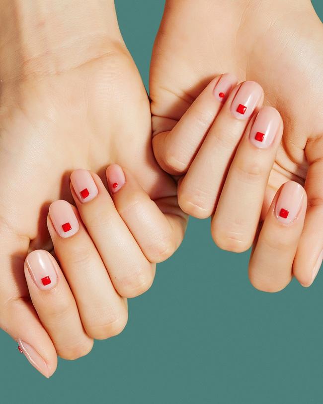 Gợi ý 14 bộ nail xinh yêu hết cỡ cho dịp Valentine, bạn mà diện thì đảm bảo cầm tay thôi cũng chiếm trọn trái tim chàng - Ảnh 2.