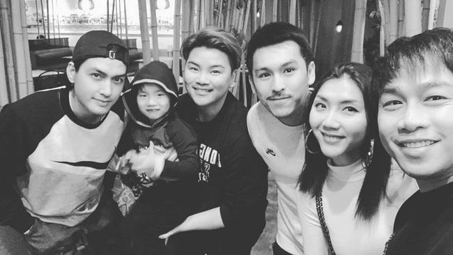 """""""Soái ca"""" Quang Đại và người yêu tin đồn cùng nhau sang Mỹ, thoải mái chụp ảnh chung với bạn bè - Ảnh 5."""