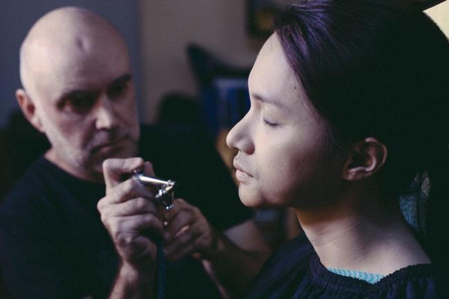 Cận cảnh quá trình Hoa hậu Hương Giang từ nữ thành nam: Lộ mặt kém sắc, nịt ngực, cắt bỏ luôn tóc dài  - Ảnh 5.