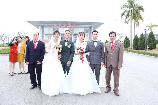 Đang chụp ảnh cưới trên đường thì gặp đoàn rước dâu khác, cô dâu - chú rể liền có hành động đặc biệt khiến nhiều người bất ngờ - Ảnh 5.