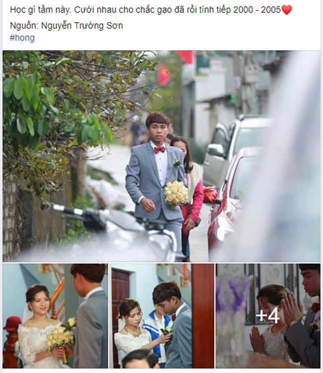 Nhiếp ảnh gia lên tiếng về thông tin cô dâu sinh năm 2005 lên xe hoa, tiết lộ đằng sau một sự thật khác đáng chú ý không kém! - Ảnh 1.