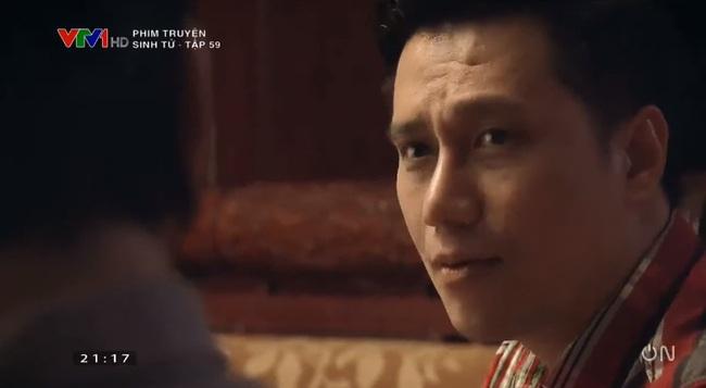 """""""Sinh tử"""" tập 59: Vừa lên chùa sám hối, Việt Anh liền giở giọng khó nghe khi suýt tông chị """"ninja Lead"""" - Ảnh 6."""