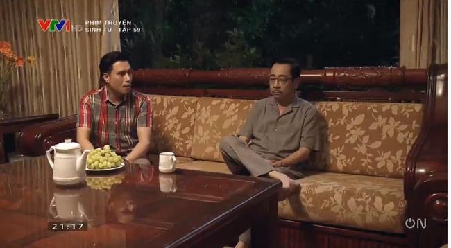 """""""Sinh tử"""" tập 59: Vừa lên chùa sám hối, Việt Anh liền giở giọng khó nghe khi suýt tông chị """"ninja Lead"""" - Ảnh 7."""