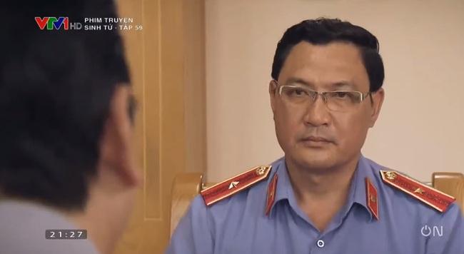 """""""Sinh tử"""" tập 59: Vừa lên chùa sám hối, Việt Anh liền giở giọng khó nghe khi suýt tông chị """"ninja Lead"""" - Ảnh 8."""