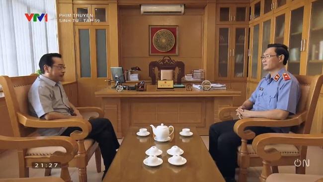 """""""Sinh tử"""" tập 59: Vừa lên chùa sám hối, Việt Anh liền giở giọng khó nghe khi suýt tông chị """"ninja Lead"""" - Ảnh 9."""