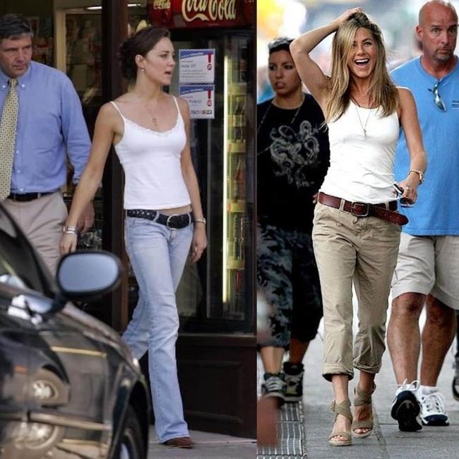 """Kate Middleton trước khi làm dâu Hoàng gia quả là """"ăn chơi"""" hết nút, nhiều lần chung ý tưởng diện đồ với Jennifer Aniston mà vẫn chất ngang ngửa - Ảnh 4."""