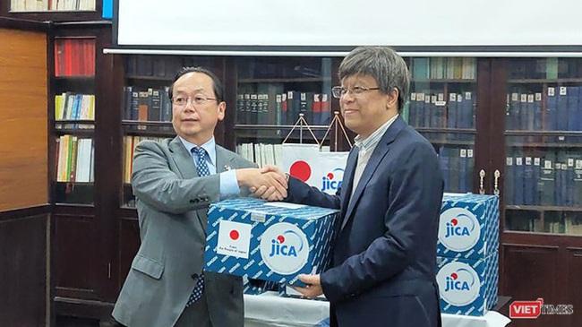 Việt nam được JICA viện trợ lô hàng sinh phẩm giúp phát hiện nhanh, chính xác nCoV - Ảnh 1.