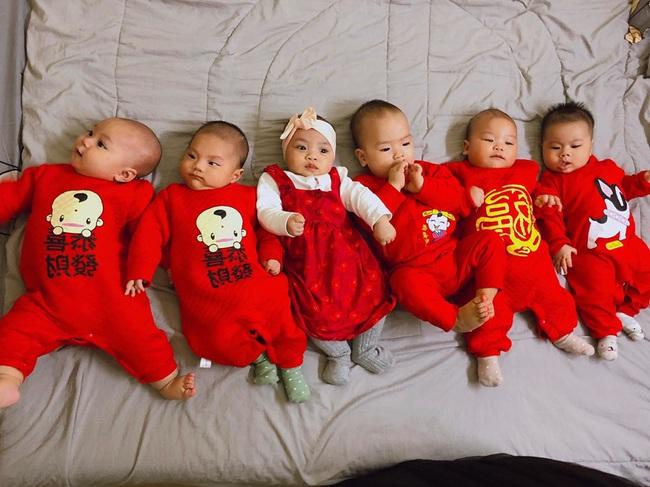 Bốn chị em ruột mang bầu và sinh con cùng năm khoe ảnh các bé xinh như thiên thần và tiết lộ cuộc sống bất ngờ đằng sau - Ảnh 4.
