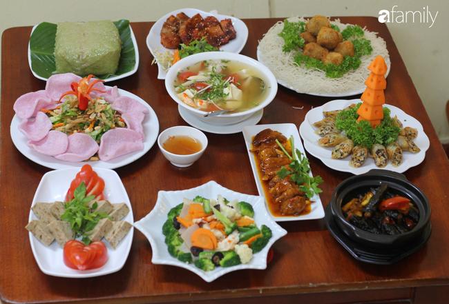 Rằm tháng Giêng cúng chay, nét đẹp văn hóa của người Việt - Ảnh 1.