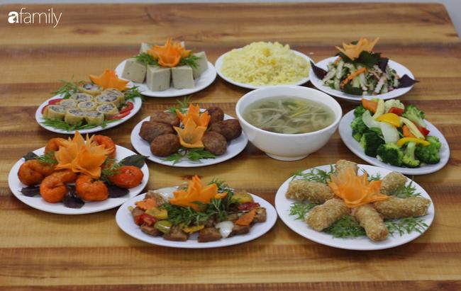 Rằm tháng Giêng cúng chay, nét đẹp văn hóa của người Việt - Ảnh 2.