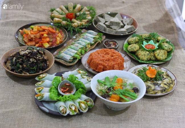 Rằm tháng Giêng cúng chay, nét đẹp văn hóa của người Việt - Ảnh 3.