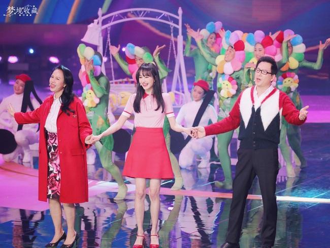 Lộ clip Trịnh Sảng nhảy múa cực yêu ở hậu trường, xinh đẹp rực rỡ như chưa hề có ồn ào chia tay thiếu gia, mất 67 tỷ - Ảnh 8.
