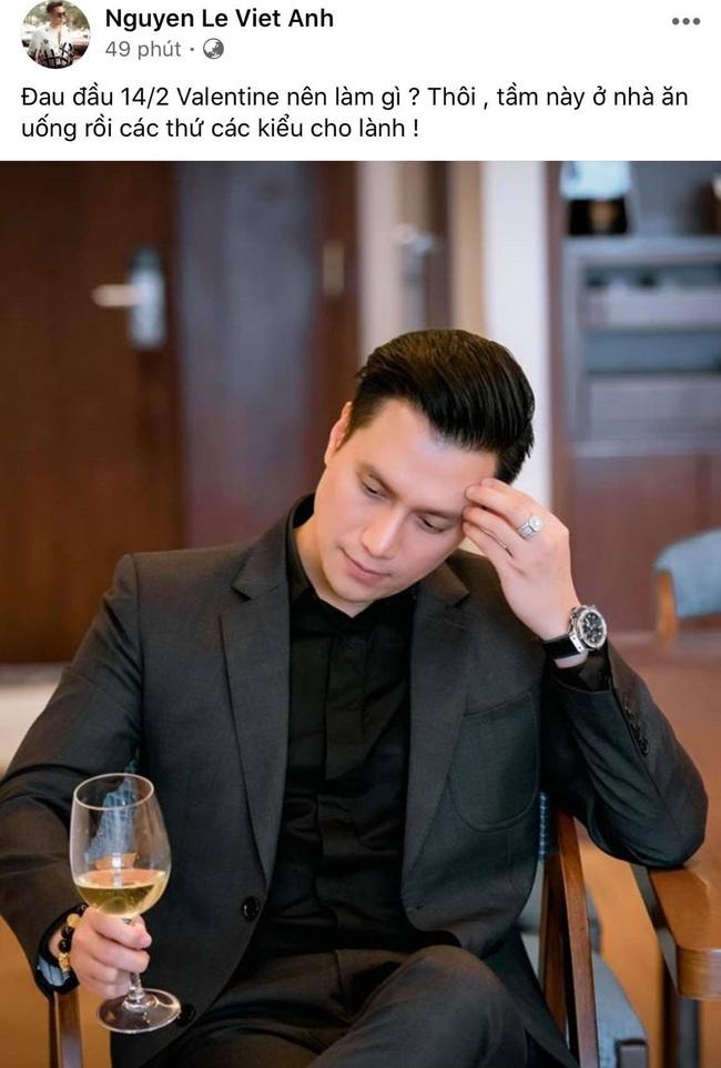 Bị đồn hẹn hò với Quỳnh Nga nhưng Việt Anh lại có phản ứng phũ phàng này khi sắp tới Valentine - Ảnh 2.