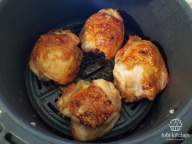 Hot Mom Huỳnh Phương Trang chia sẻ loạt bí quyết và món ăn cực đỉnh từ nồi chiên không dầu - Ảnh 6.