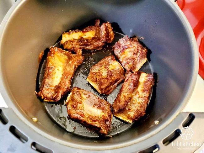 Hot Mom Huỳnh Phương Trang chia sẻ loạt bí quyết và món ăn cực đỉnh từ nồi chiên không dầu - Ảnh 12.