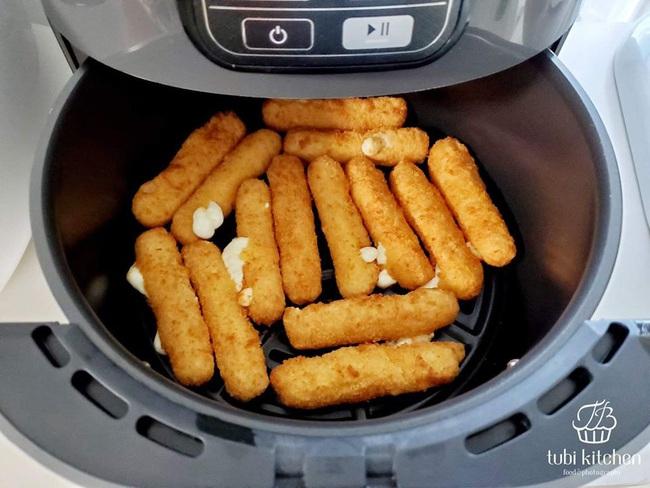 Hot Mom Huỳnh Phương Trang chia sẻ loạt bí quyết và món ăn cực đỉnh từ nồi chiên không dầu - Ảnh 13.