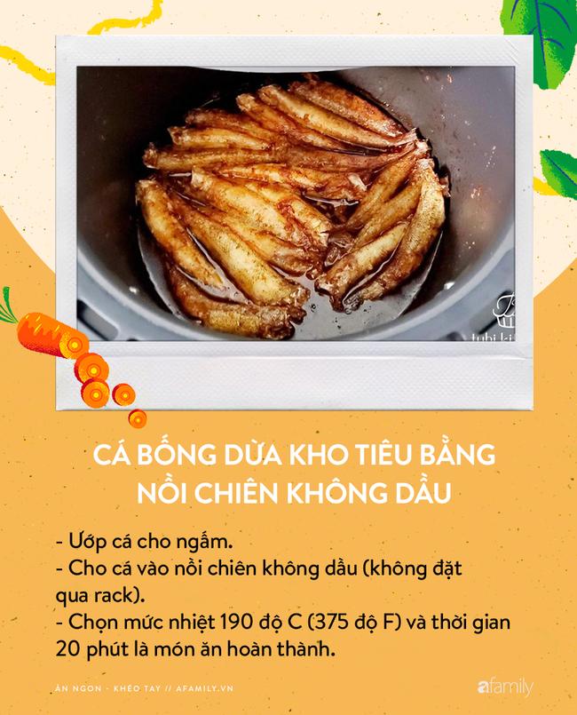 Hot Mom Huỳnh Phương Trang chia sẻ loạt bí quyết và món ăn cực đỉnh từ nồi chiên không dầu - Ảnh 15.