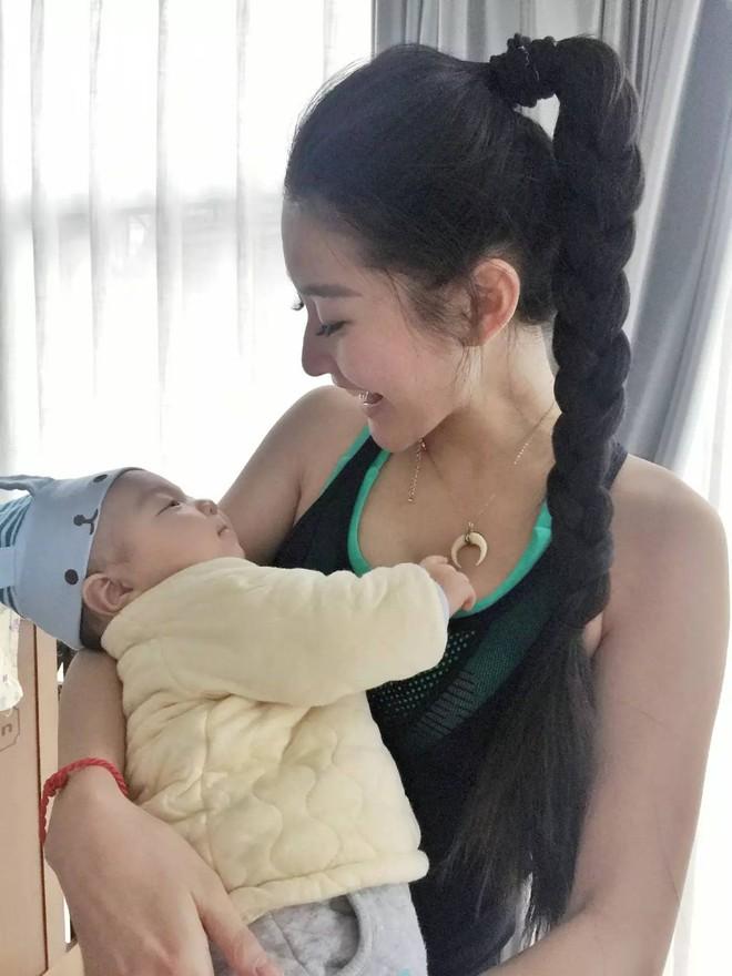 Ngắm vòng eo con kiến quyến rũ của mẹ bầu mang thai hơn 3 tháng - Ảnh 9.