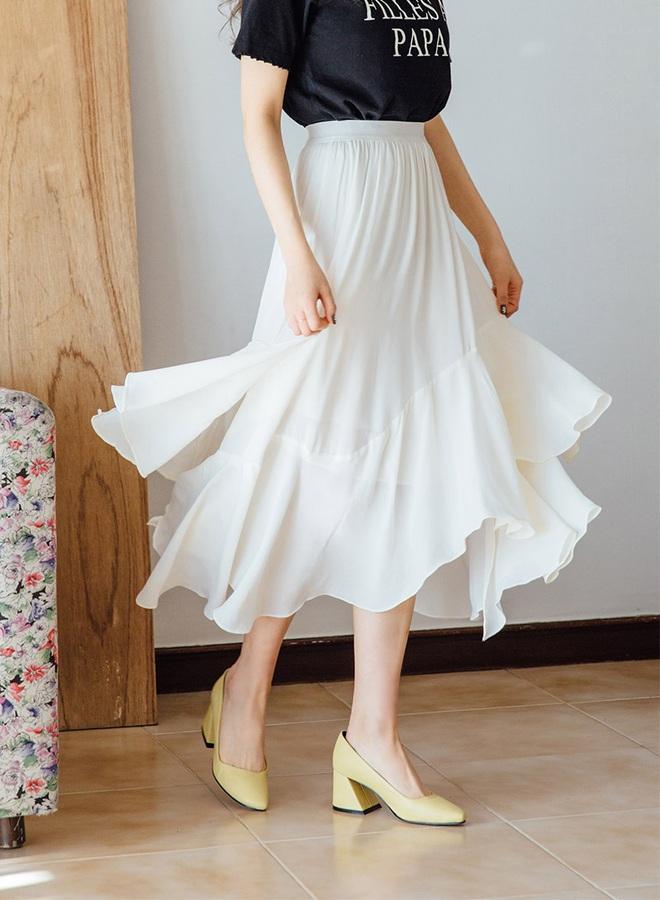 Hè này chân váy toàn những mẫu đã đẹp còn điệu khiến các nàng chẳng thể làm ngơ - Ảnh 6.