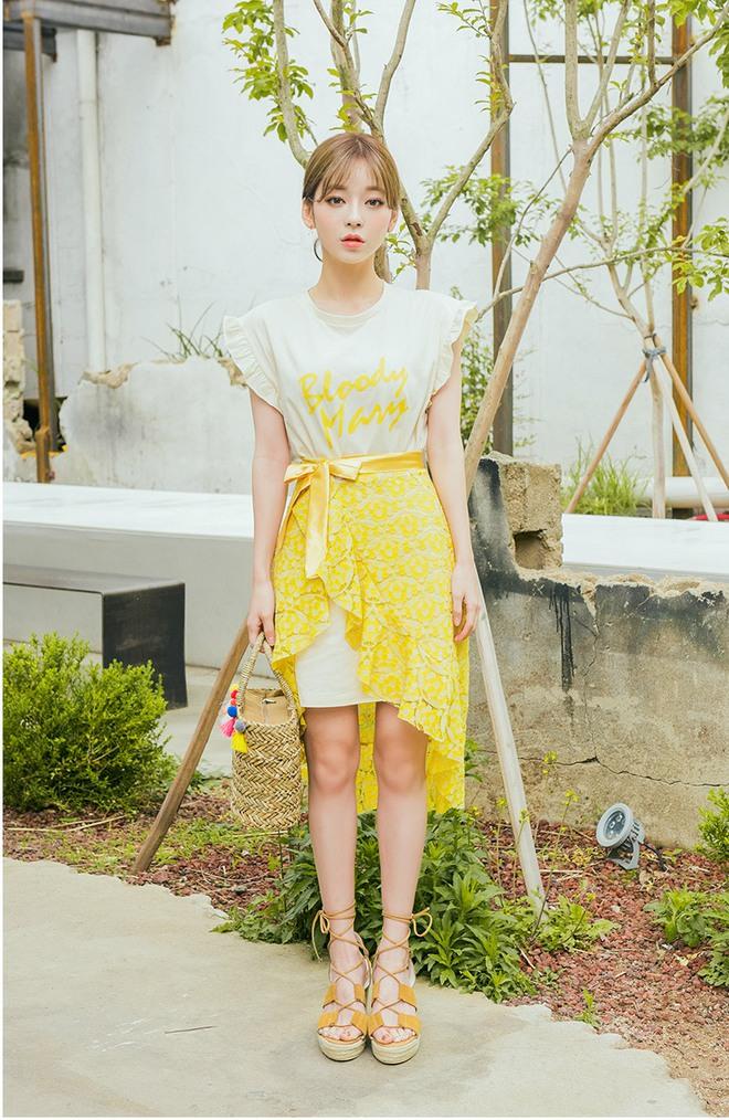 Hè này chân váy toàn những mẫu đã đẹp còn điệu khiến các nàng chẳng thể làm ngơ - Ảnh 23.