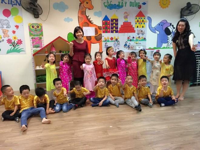 Cô giáo Hà Nội xinh đẹp dí dỏm kể kỷ niệm ngày đầu đi dạy: Khóc như mưa đòi hôm sau không đến trường - Ảnh 9.
