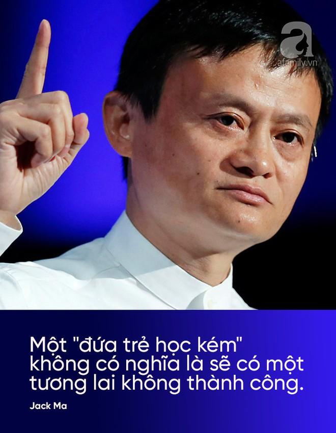 3 triết lý vàng của tỷ phú tài ba Jack Ma mà bố mẹ có thể áp dụng để dạy con - Ảnh 2.