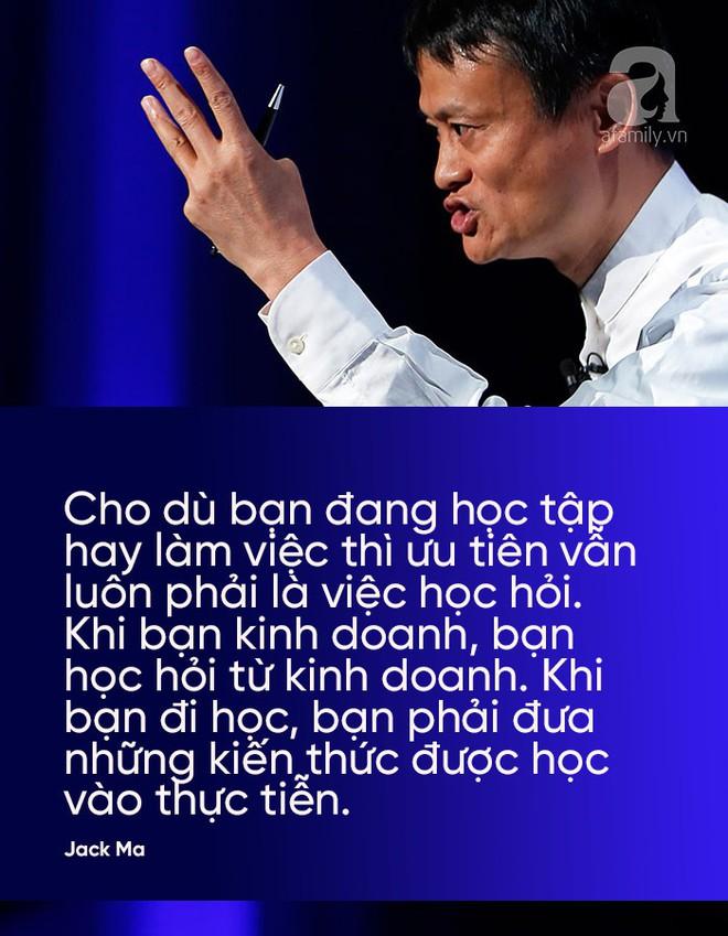3 triết lý vàng của tỷ phú tài ba Jack Ma mà bố mẹ có thể áp dụng để dạy con - Ảnh 3.