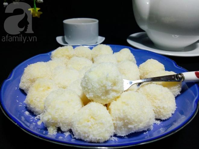 Bánh sữa tươi lăn dừa, thơm lừng thanh mát cho ngày hè - Ảnh 5.