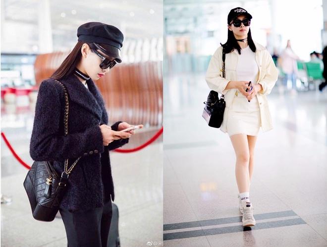 Túi mới của Chanel: Chưa ra mắt được bao lâu đã làm mưa làm gió tủ đồ của loạt sao Hoa ngữ - Ảnh 9.