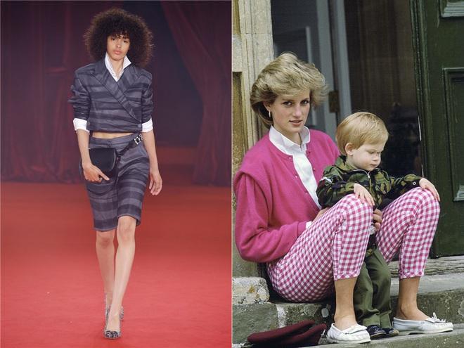 Công nương Diana trở thành nguồn cảm hứng trong BST mới của thương iêuj Off-White - Ảnh 11.