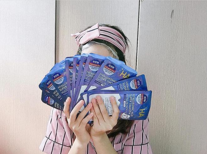 Mặt nạ HA giá chỉ 5.000 đồng được nhiều chị em tìm mua nhưng vẫn còn nhiều mập mờ về chất lượng, giá cả - Ảnh 11.