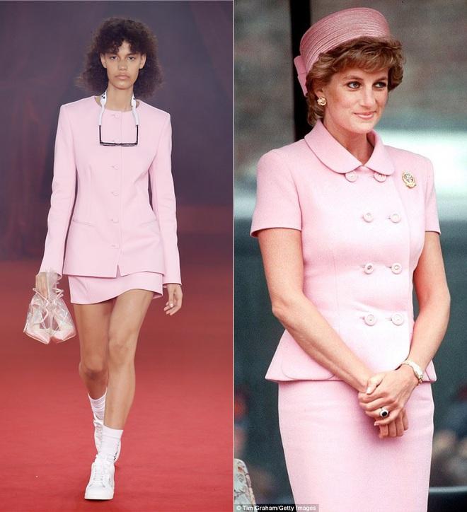 Công nương Diana trở thành nguồn cảm hứng trong BST mới của thương iêuj Off-White - Ảnh 7.