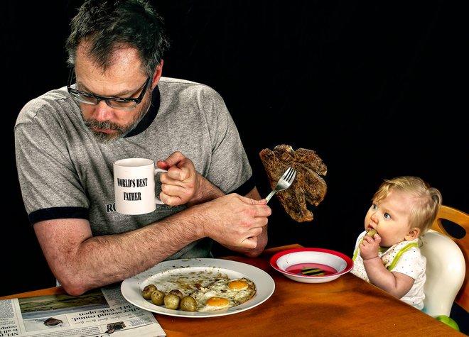 Cười nghiêng ngả trước 24 ảnh về ông bố yêu con nhất quả đất - Ảnh 14.