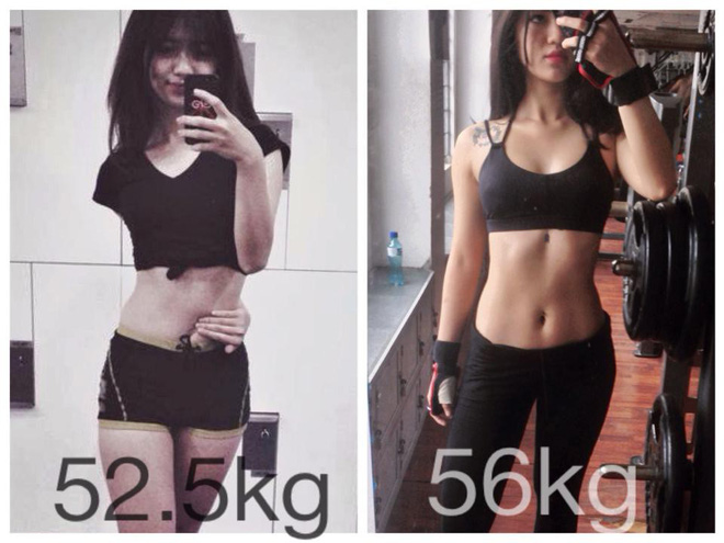 Mục tiêu giảm cân của cô gái trẻ Hà thành vượt ngoài mong đợi nhờ những bí quyết này đây - Ảnh 5.
