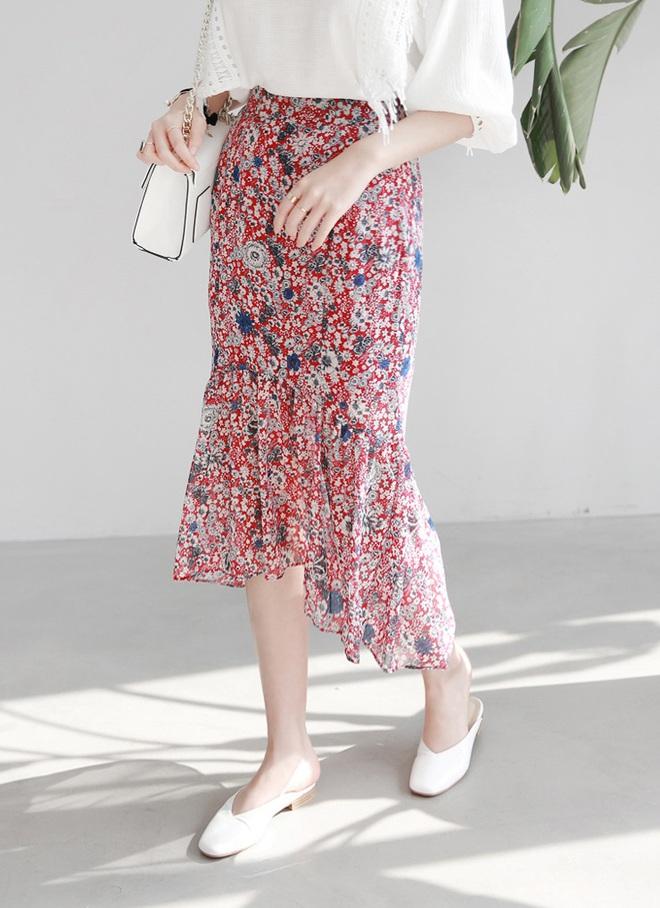 Hè này chân váy toàn những mẫu đã đẹp còn điệu khiến các nàng chẳng thể làm ngơ - Ảnh 13.