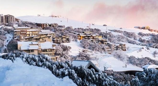 Ngất ngây với những hình ảnh tuyết rơi đẹp lung linh trên khắp thế giới - Ảnh 31.
