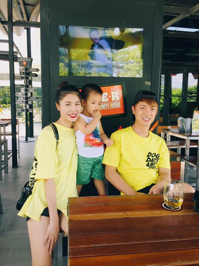 Thủy Anh - vợ ca sĩ Đăng Khôi, cựu hot girl đình đám một thời nay đã thành mẹ 2 con sang chảnh - Ảnh 14.