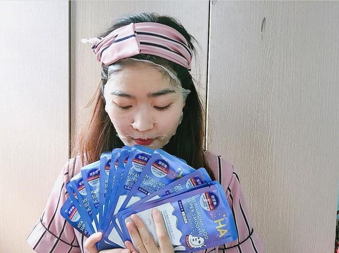 Mặt nạ giá chỉ 5.000 đồng được nhiều chị em tìm mua nhưng vẫn còn nhiều mập mờ về chất lượng, giá cả - Ảnh 16.