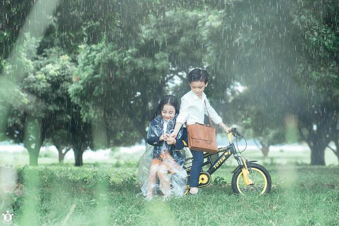Truy lùng danh tính cặp đôi Em gái mưa phiên bản nhí trong bộ ảnh đang gây bão táp mạng xã hội - Ảnh 16.