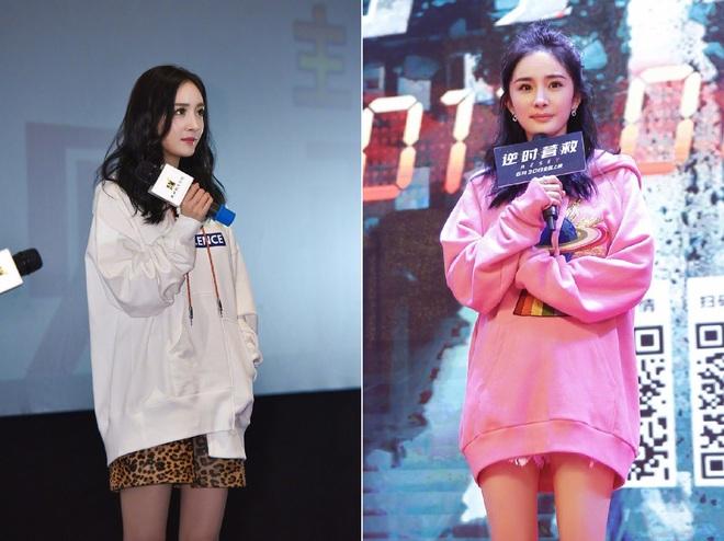 Học tập 3 xu hướng thời trang mới từ sao Hoa ngữ có thể khiến người mặc như trẻ ra vài tuổi - Ảnh 17.
